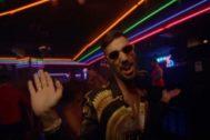 Rels B en el vídeo de La Latina, su nuevo single