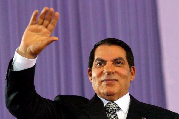 Tunis (Tunisia), 11/11/2007.- (FILE) - Tunisian President Zine...
