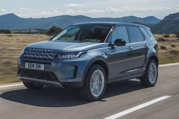 Land Rover Discovery Sport: el 'aventurero' se electrifica