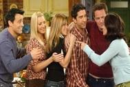 Los protagonistas de Friends