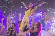 Pilar Rubio ha recibido críticas por su baile de La La Land en El Hormiguero en Antena 3