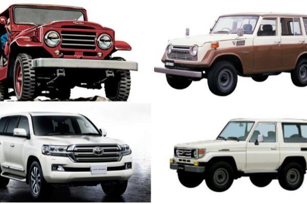 Toyota Land Cruiser: una leyenda de casi 70 años de historia