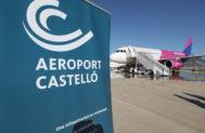 Wizz Air es una de las aerolíneas que ha aterrizado en Castellón gracias a las campañas de Aerocas.
