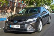 Toyota introduce en España el Camry, una berlina con sabor americano