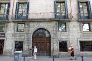 Sede del Diplocat en Barcelona.
