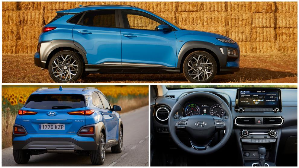 Hyundai Kona Hybrid: el todocamino coreano, ahora en versión 'Eco'