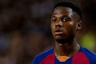 Ansu Fati, la gran revelación del Barça, ya puede jugar con España