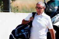 Diego Torres, de 54 años, entrando en la cárcel de Brians 2, en junio de 2018.