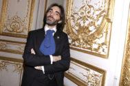 El matemático y candidato a la alcaldía de París, Cédric Villani.