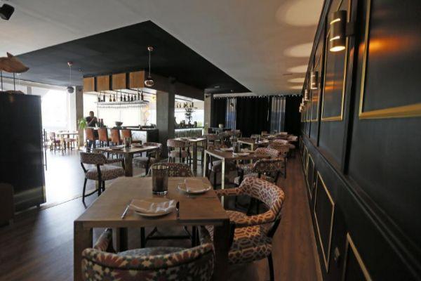 Restaurante del Real Licio Casino.