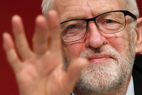 Brighton (United Kingdom).- Labour Party leader <HIT>Jeremy</HIT>...