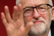 Brighton (United Kingdom).- Labour Party leader <HIT>Jeremy</HIT> <HIT>Corbyn</HIT> attends the Labour Party Conference in Brighton, Britain, 21 September 2019. Labour Party Conference runs from 21 to 25 September. (Reino Unido) EPA/