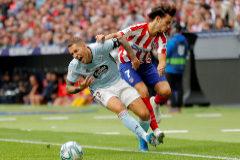 LaLiga, en directo: Atlético de Madrid- Celta de Vigo