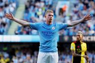 Premier League - <HIT>Manchester</HIT> <HIT>City</HIT> v Watford