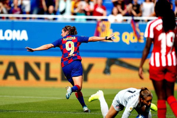 GRAF6185. <HIT>BARCELONA</HIT>.- La jugadora del FC...