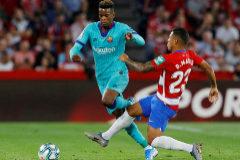 LaLiga, en directo: El Granada se adelanta al Barça en el primer minuto
