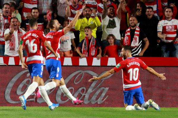 Granada Barcelona 2 0 Pesadilla Del Barcelona En Granada Laliga Santander 2019 2020