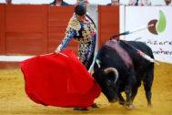 Ferrera y Emilio de Justo se reparten el triunfo