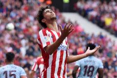 Poca estrella en el Atlético de Madrid