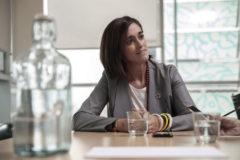La secretaria autonómica de Arquitectura Bioclimática, Laura Soto, en su despacho de la Ciudad Administrativa 9 d'Octubre.
