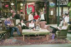 El café Central Perk, donde se reunían los amigos de 'Friends'.