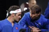"""El chivatazo estadístico de Nadal a Federer: """"Rafa me salvó"""""""