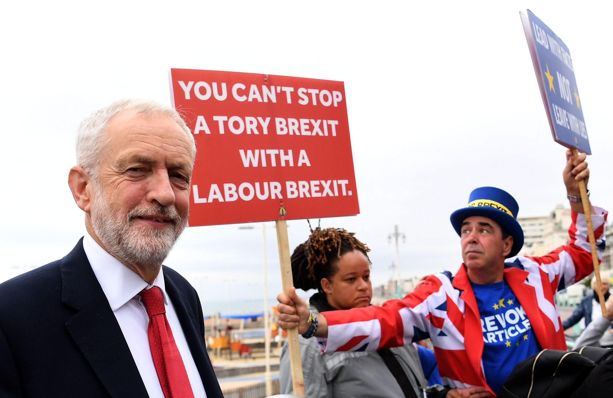 <HIT>Brighton</HIT> (United Kingdom).- Labour Party leader Jeremy...