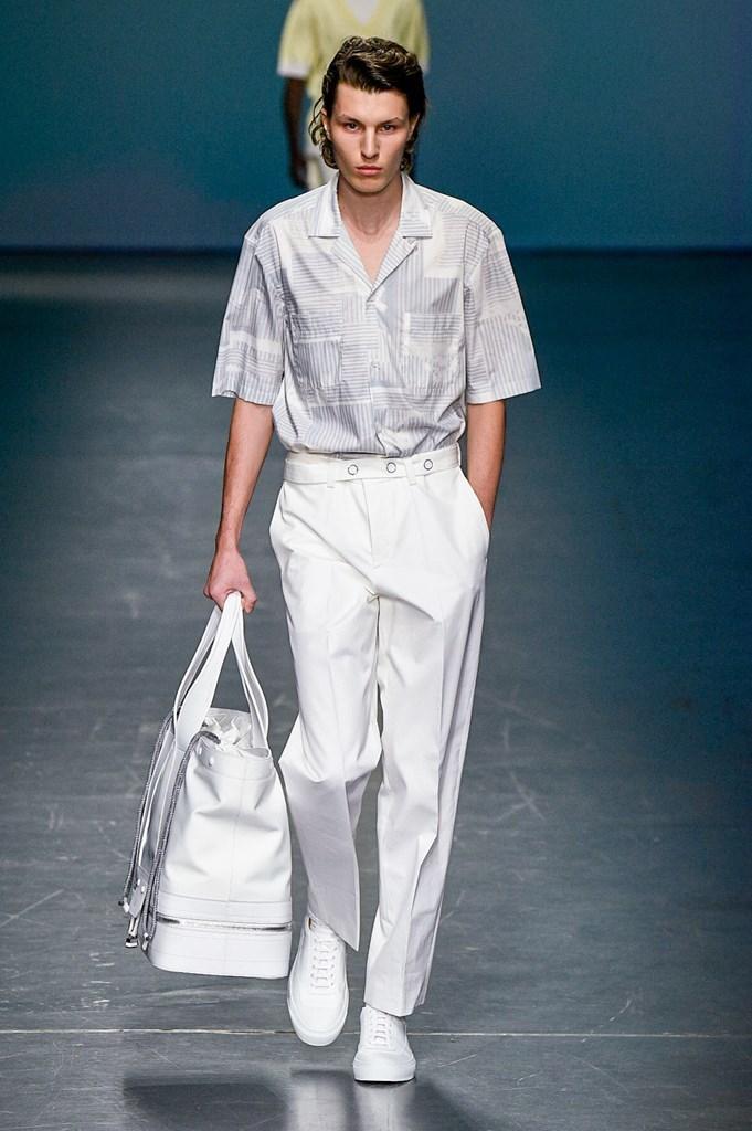 Desfile de Boss - Primavera-verano 2020 - Milan Fashion Week