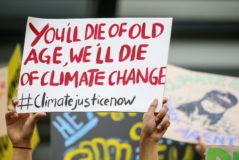 Los últimos cinco años han sido los más cálidos jamás registrados