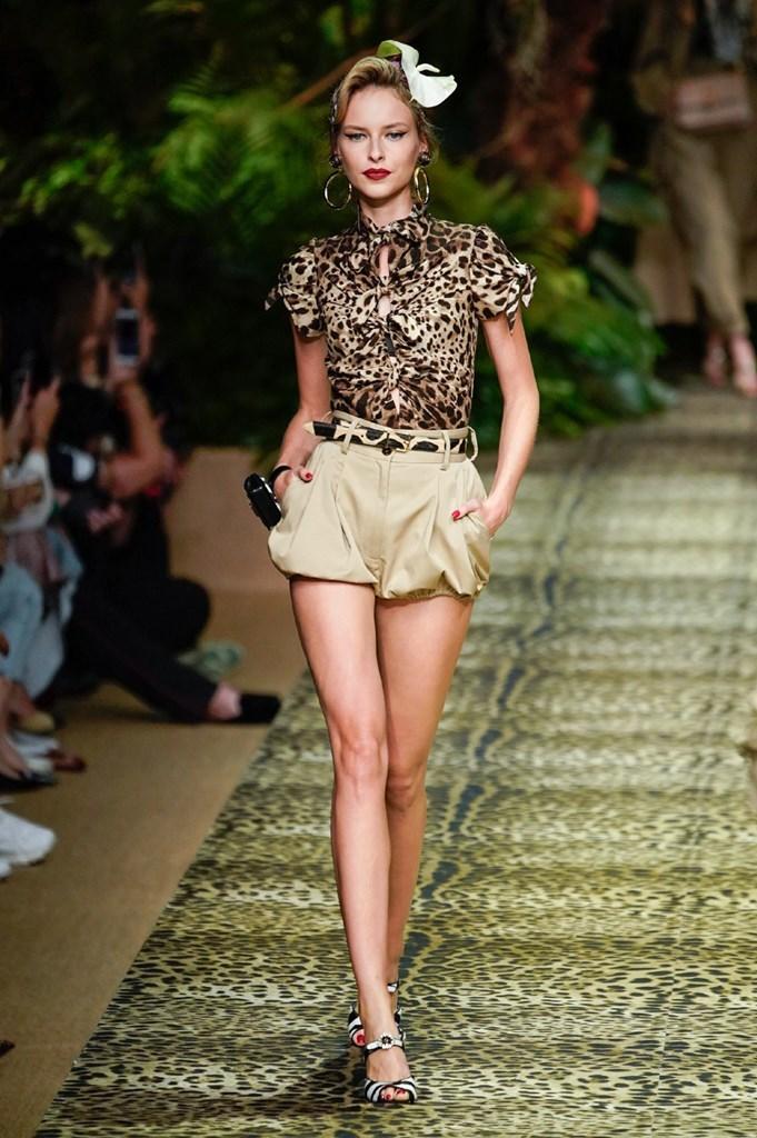 Dolce&Gabbana - Primavera-verano 2020 - Milan Fashion Week