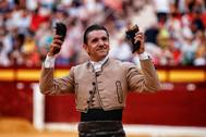 Diego Ventura conquista a La Condomina