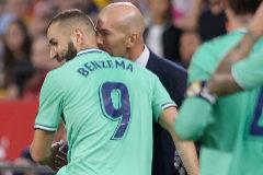 """Sergio Ramos: """"Hay que confiar en Zidane, estamos siempre con él"""""""