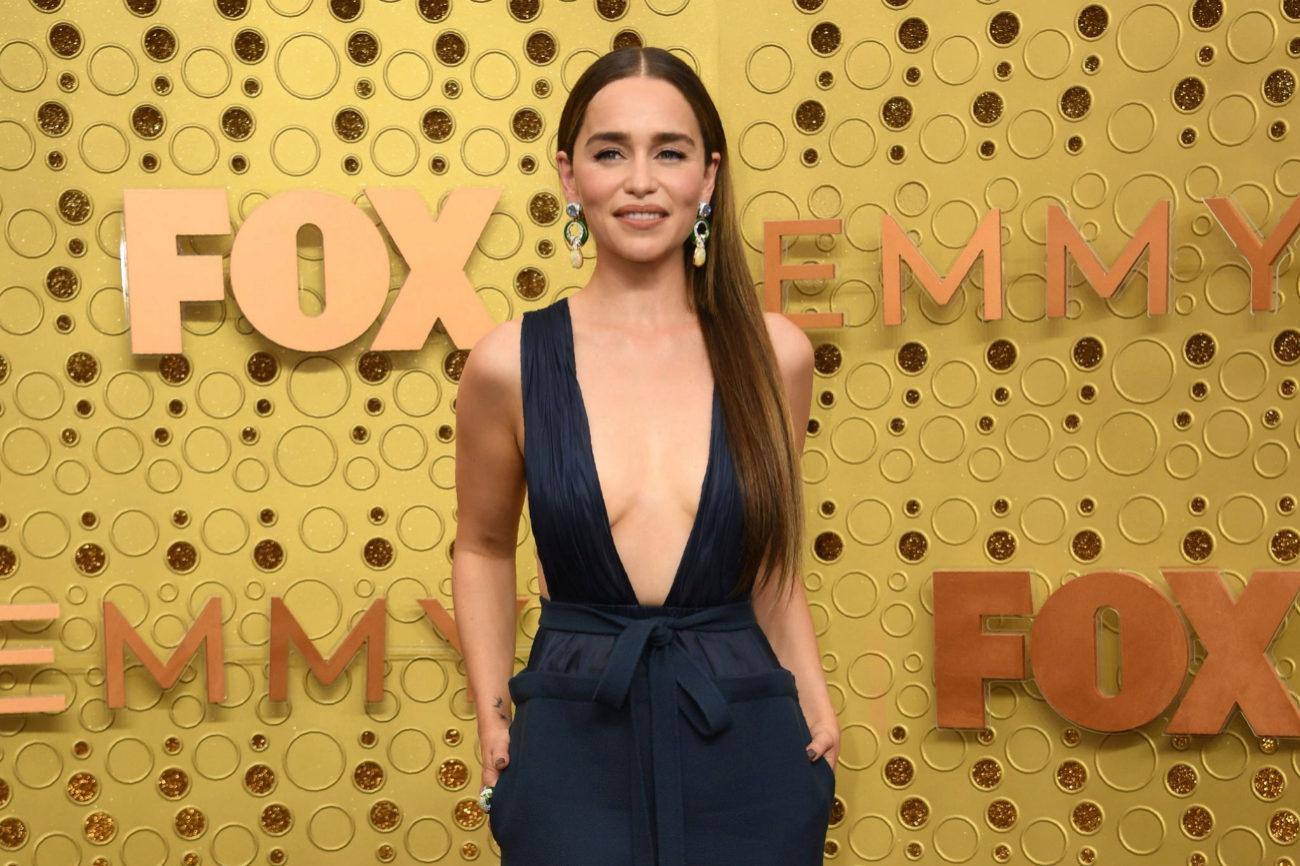 Emilia Clarke, candidata a Mejor Actriz Protagonista por su papel de...