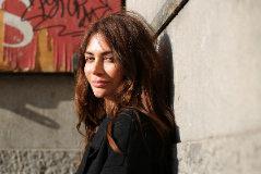Madrid, 19 de septiembre de 2019. La cineasta polaca <HIT>Ewa</HIT> Bukowska.