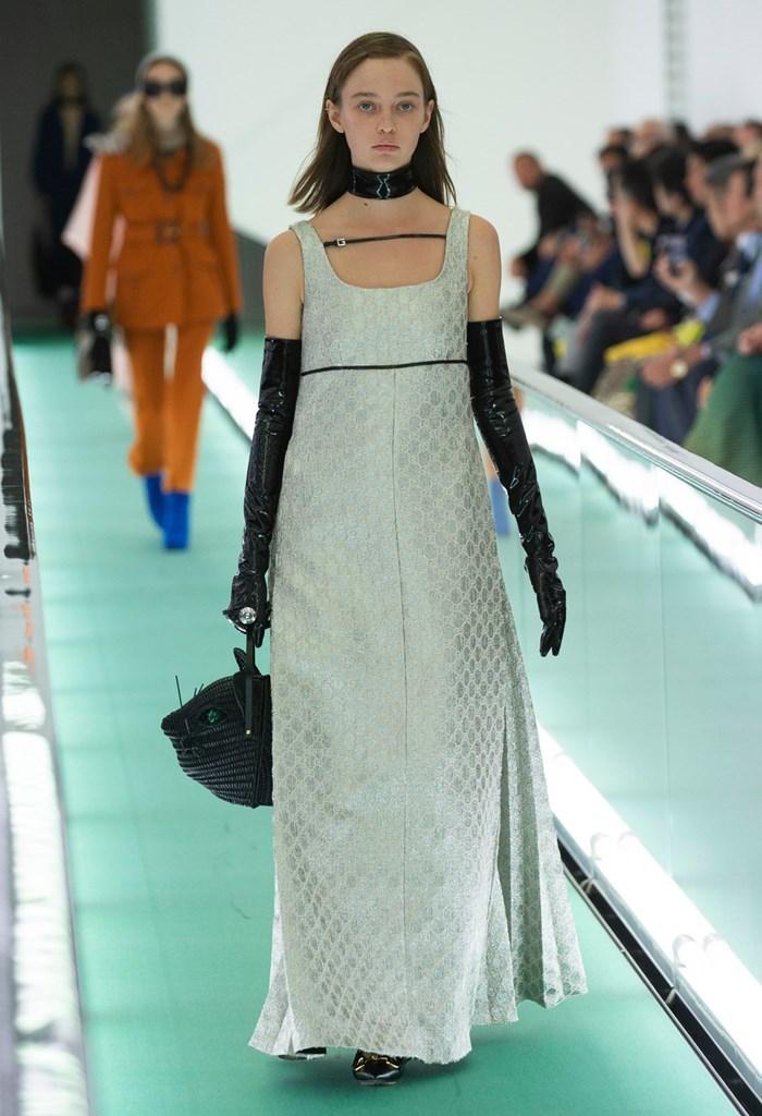 Desfile de Gucci - Colección primavera-verano 2020 - Milan Fashion Week