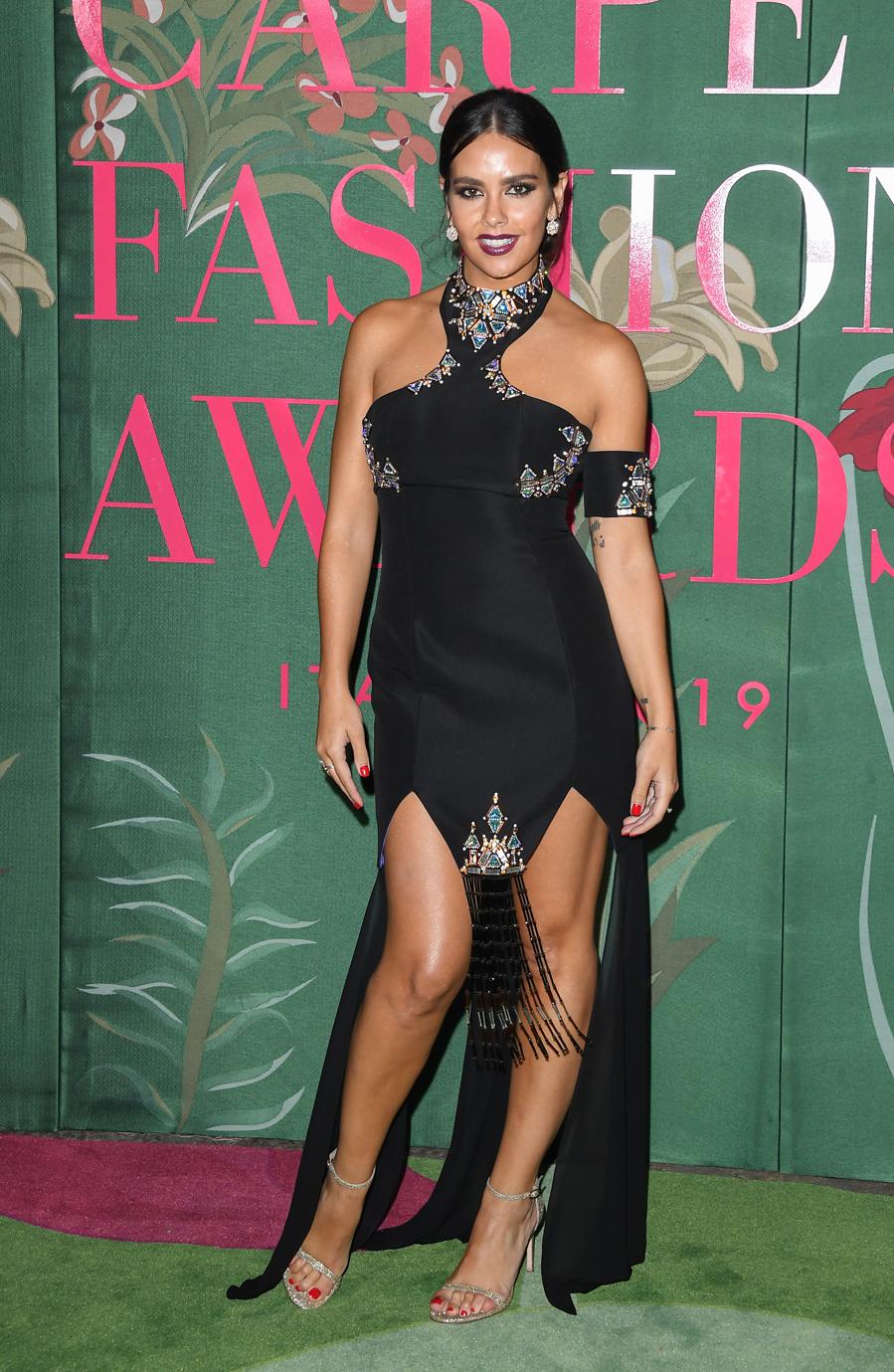Cristina Pedroche - Green Carpet Fashion Awards en Milán