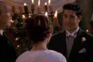 David Schwimmer inspiró la famosa escena de Friends cuando su personaje se confundió de nombre en su boda con Emily