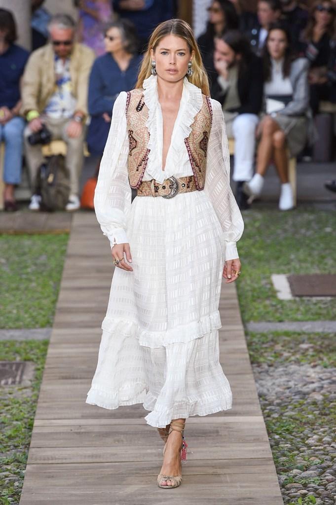 Desfile de Etro - Colección primavera-verano 2020 - Milan Fashion Week