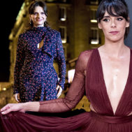 Belén Cuesta y Juliette Binoche, duelo de estilo con los vestidos que querrás este otoño en el festival de Cine de San Sebastián
