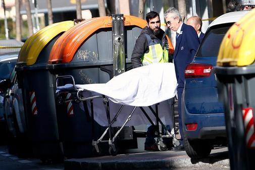 El cuerpo sin vida de un bebé hallado muerto en un contenedor de...