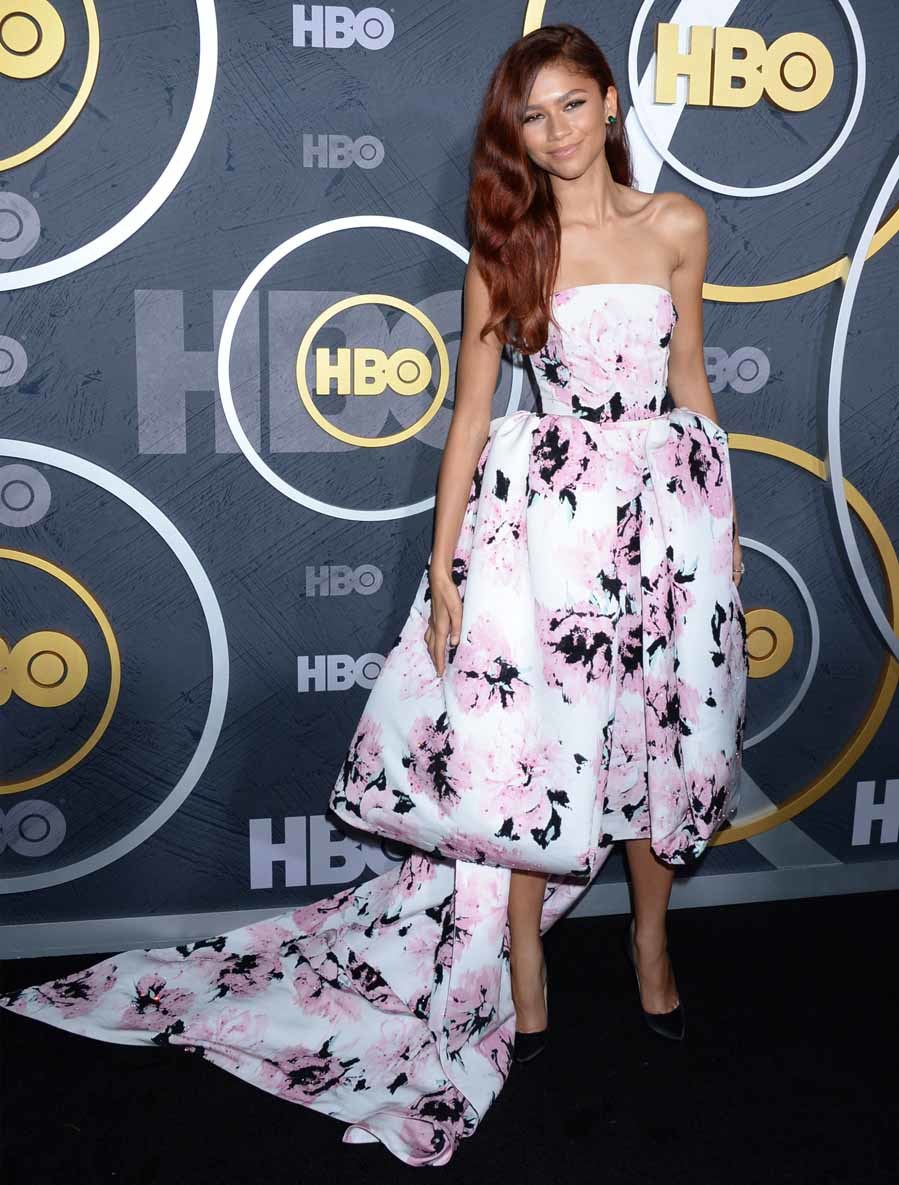 Zendaya - Afterparty de HBO en los Premios Emmy 2019