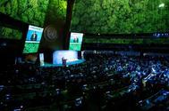 Antonio Guterres, en la Cumbre del Clima en en Nueva York.
