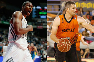 Marcus Slaughter y Andy Panko.