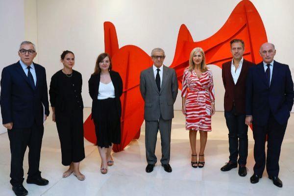El significado del vacío en la obra de Picasso y Calder centra la gran exposición de otoño en el museo malagueño