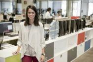 Ángela Martialay, redactora jefa de EL MUNDO.
