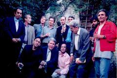 La fiesta de la editorial Anagrama de sus 30 años.