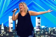 Florencia Pasquet se llevó el pase de oro conjunto de presentador y jurado en Got Talent en Telecinco