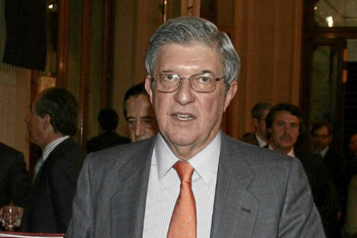 Alfonso de Salas en una imagen de 2008