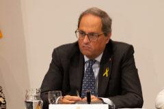 Constitución del Consejo Consultivo del Pacto Nacional para la Sociedad del Conocimiento en Barcelona 20 septiembre 2019; generalitat 20/09/2019