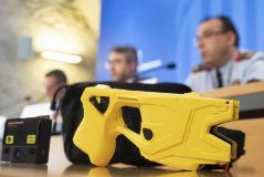 Los policías municipales tendrán pistolas táser